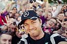 """Rosberg az """"ikertestvérével""""szelfizett"""
