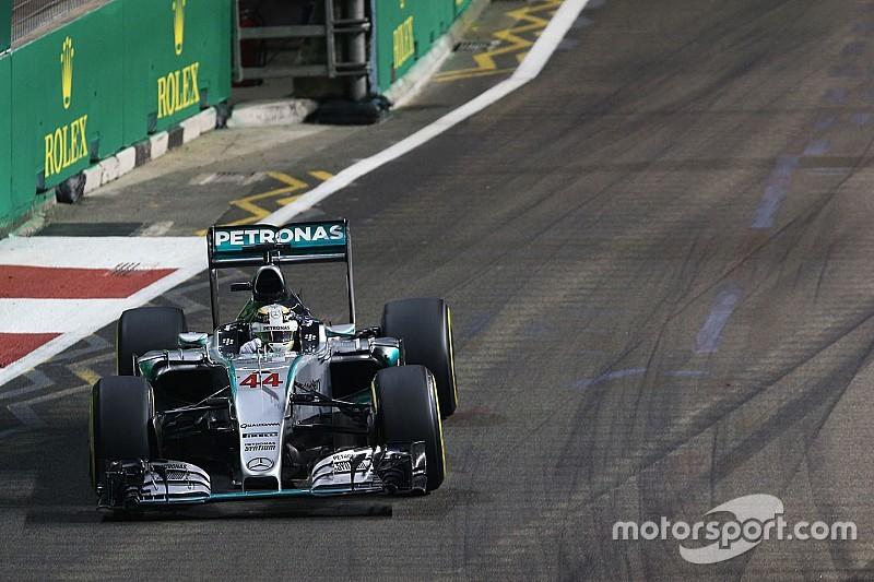 Mercedes siente curiosidad por saber que pasará en Singapur