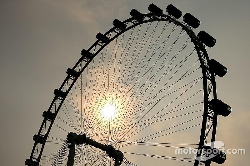 Гран При Сингапура: всё, что важно знать перед началом уик-энда