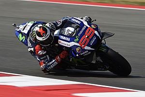 MotoGP Отчет о квалификации Лоренсо завоевал поул в Мизано с рекордным временем