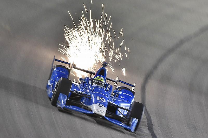 IndyCar обмежить кількість тестів впродовж сезону в 2017 році