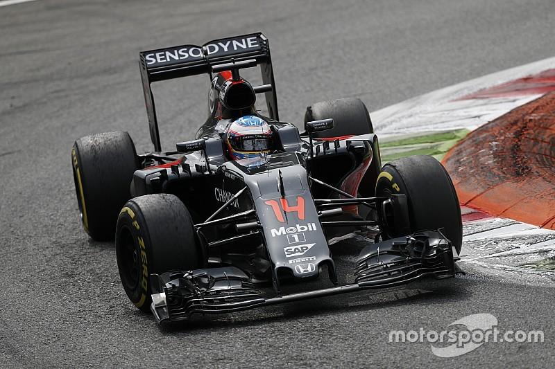 McLaren blijft auto tot einde seizoen doorontwikkelen