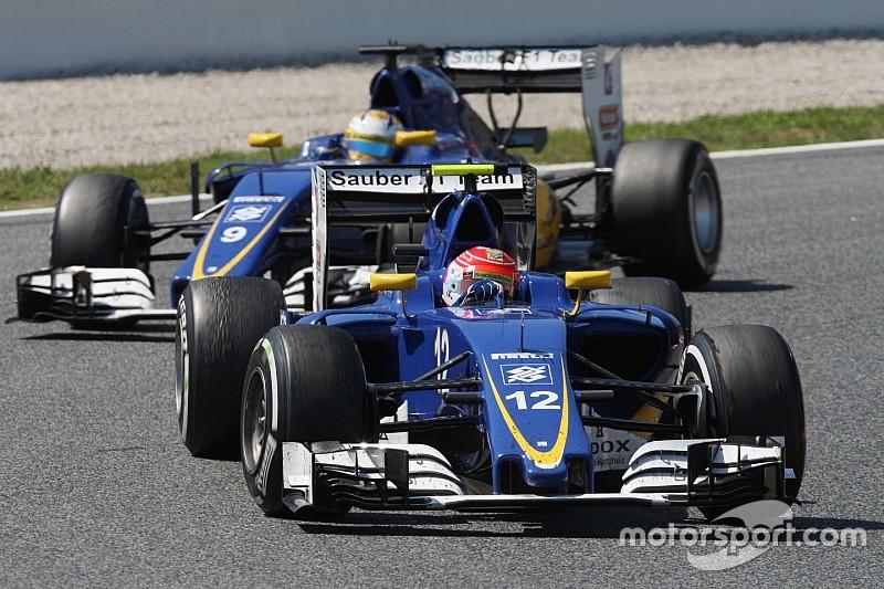 Sauber: талант, а не гроші, стане вирішальним щодо складу на наступний сезон