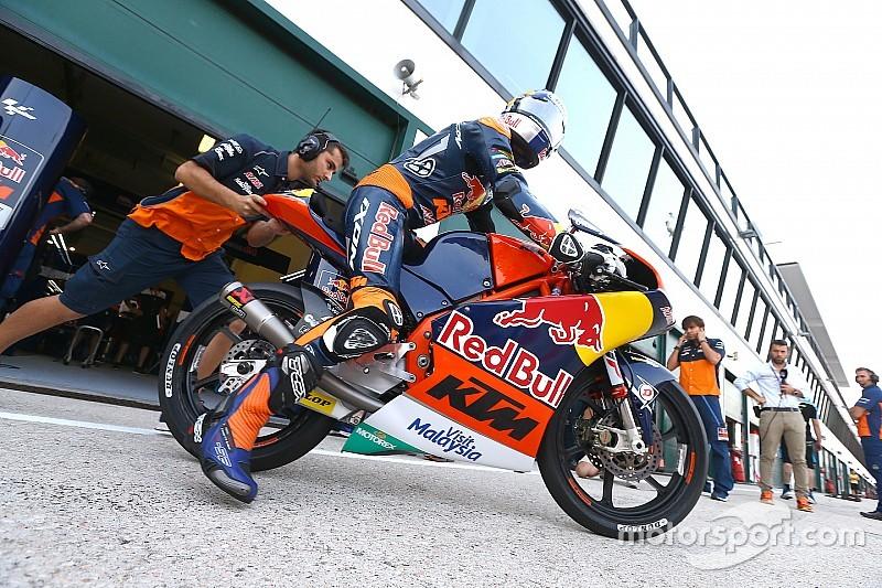 Ajo Motorsport met KTM en Red Bull in Moto2