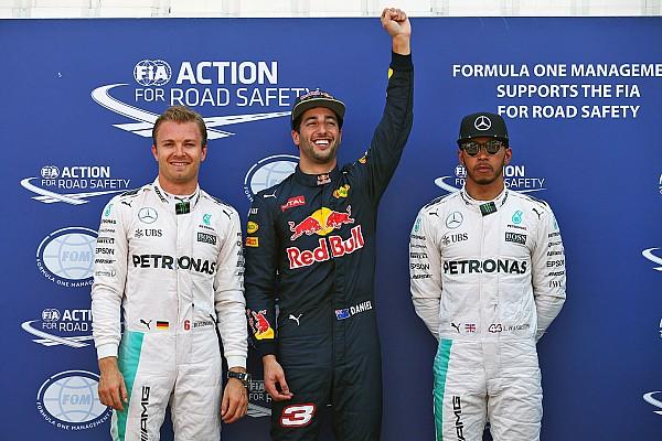 GP Monaco: Ricciardo raih pole postion pertama dalam karirnya