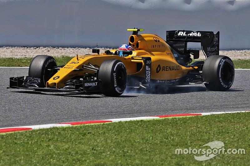 Jolyon Palmer klagt: Kann bei Renault mein Talent nicht zeigen
