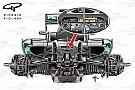 Mercedes und die Kontroverse um die Radaufhängung des F1 W07