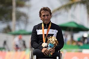 General 突发新闻 扎纳尔迪在里约夺下个人第四枚残奥会奖牌