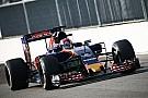 Toro Rosso también probará las dos configuraciones en Singapur
