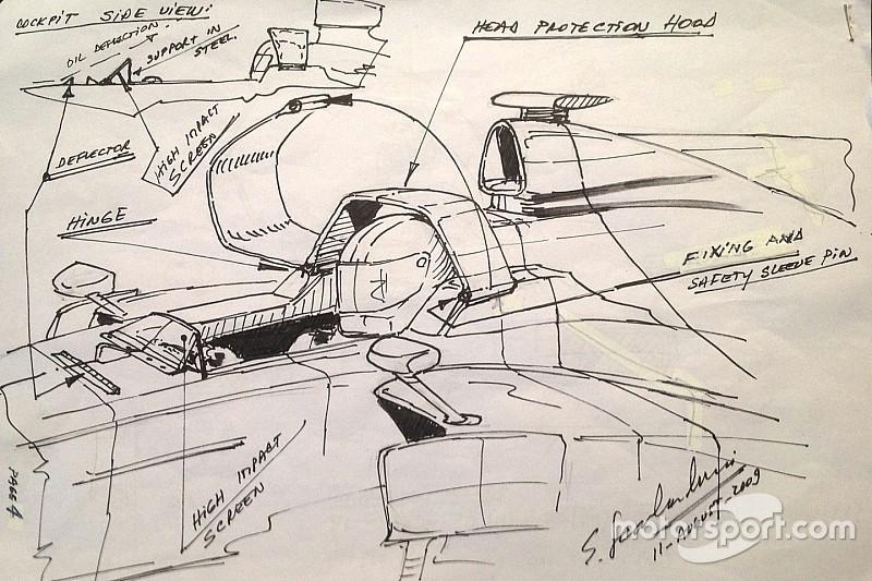 """Exclusivo: El proyecto de """"parabrisas activo"""" para la Fórmula 1"""