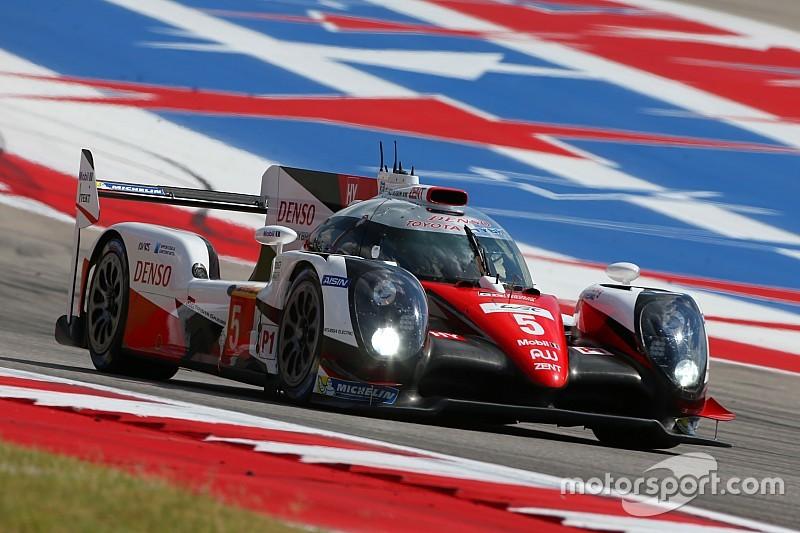Dua pembalap pabrikan LMP1 masih belum dapat tampil maksimal