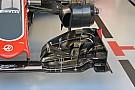 Haas: tutta nuova l'ala anteriore da alto carico