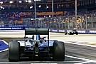 Pirelli знижує тиск в задніх шинах на Гран Прі Сінгапуру