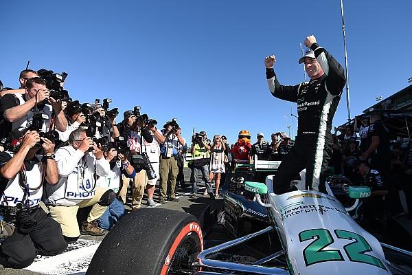 IndyCar Sonoma: Pagenaud op pole voor seizoensfinale