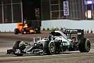 "Rosberg: ""Sabía que Ricciardo no me iba a pasar en la vuelta final"""