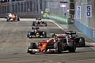 Arrivabene defiende la estrategia que le costó el podio a Räikkönen