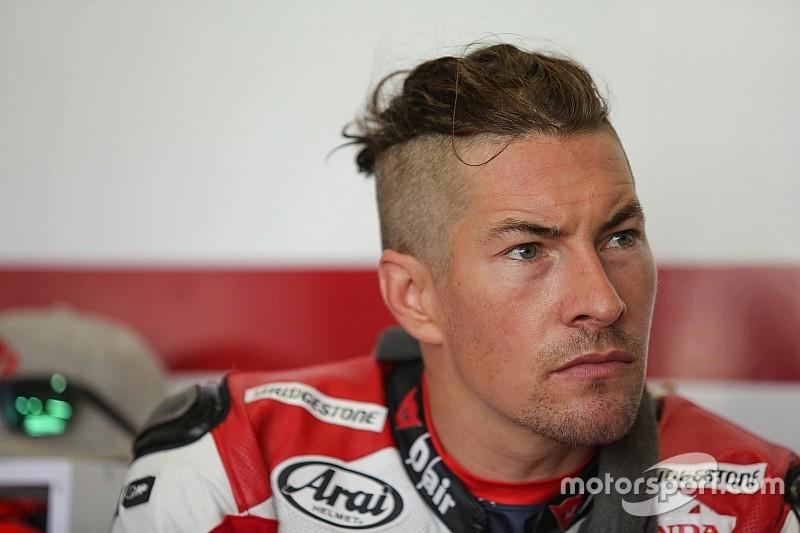 Comeback: Nicky Hayden fährt in Aragon wieder in der MotoGP