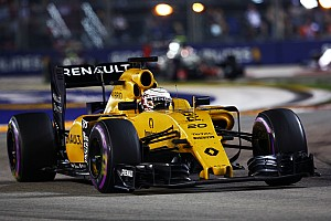 Formule 1 Réactions Renault marque son premier point en 11 Grands Prix