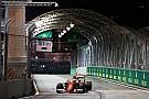 Ferrari: Виграші та програші на Маріна-Бей