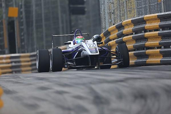 アンディ・チャン、笹原右京のチームメイトとしてヨーロッパF3復帰