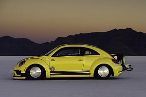 Automotive Noticias de última hora Galería: VW Beetle el más rápido de todos los tiempos