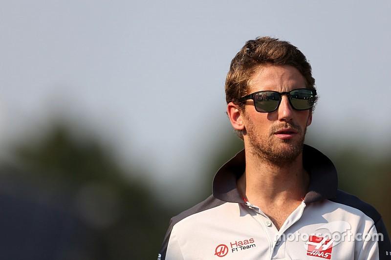 Kritik am Funk: Haas-Team lässt Romain Grosjean schimpfen