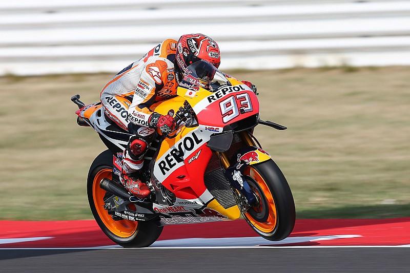 """Marquez: """"Ik moet risico's nemen, ondanks mijn voorsprong"""""""