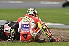 Iannone no correrá en Aragón