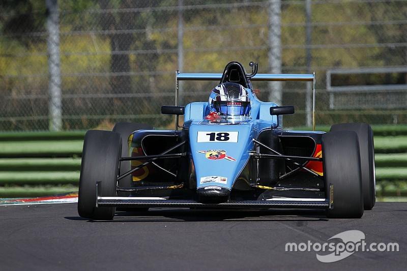 Marcos Siebert toma más ventaja en la F4 Italiana