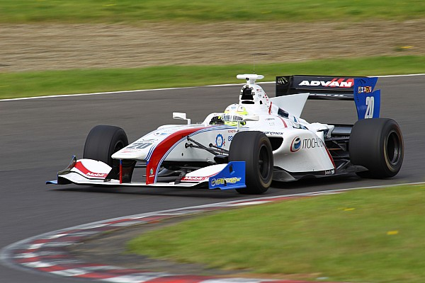 Super Formula Super Formula Sugo: Sekiguchi domineert, Vandoorne zesde