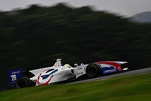 Super Formula Résumé de course Vandoorne 6e d'une course remportée par Sekiguchi