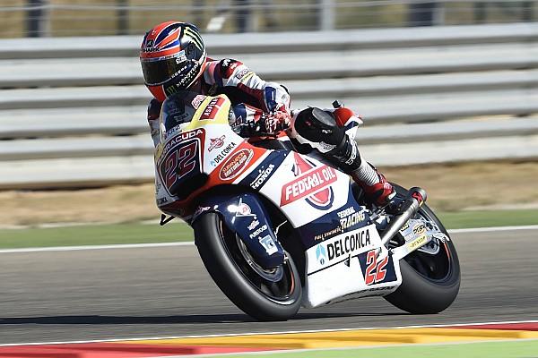 Moto2 in Aragon: Sam Lowes dominiert, 1. Podestplatz für Alex Marquez