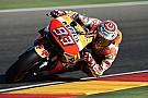 MotoGP Aragon: Marquez berjaya, Rossi buat kesalahan