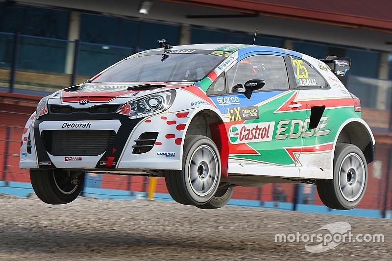 Ufficiale: Gigi Galli e la Rio correranno nel Mondiale RallyCross in Lettonia
