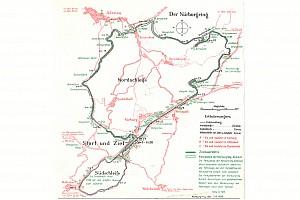 Historisch Feature Der Nürburgring feiert 91. Geburtstag