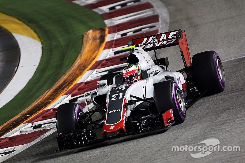 В Haas ожидают крупных обновлений на первых этапах 2017-го