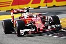 Raikkonen aún confía en la estrategia de Ferrari a pesar de Singapur