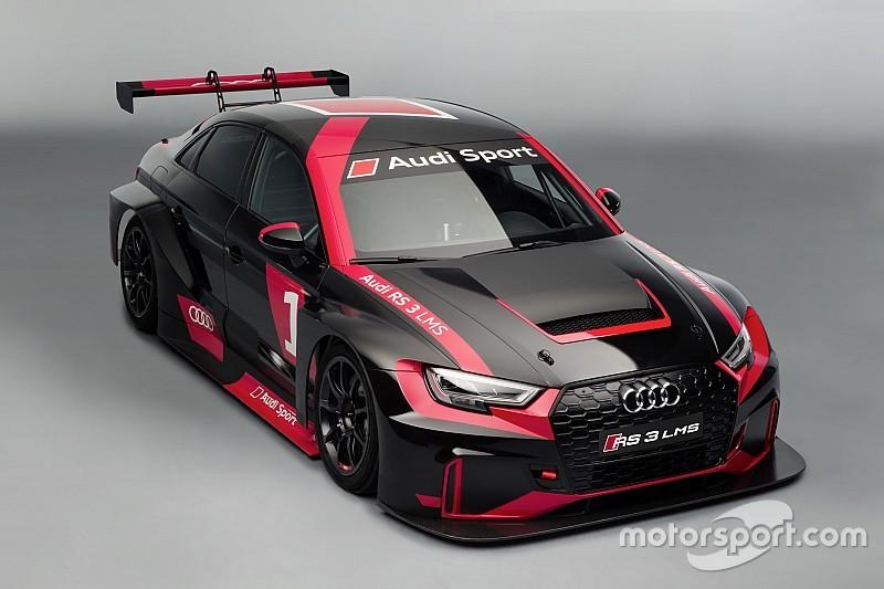 Audi ha la sua arma TCR: ecco la RS 3 LMS!