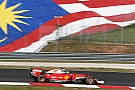 رايكونن يصف يومه الأوّل في ماليزيا بالـ