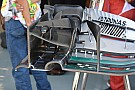 Технічний брифінг: переднє крило Mercedes W07