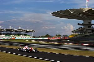 GP3 Reporte de la carrera Albon consigue el triunfo en una accidentada carrera