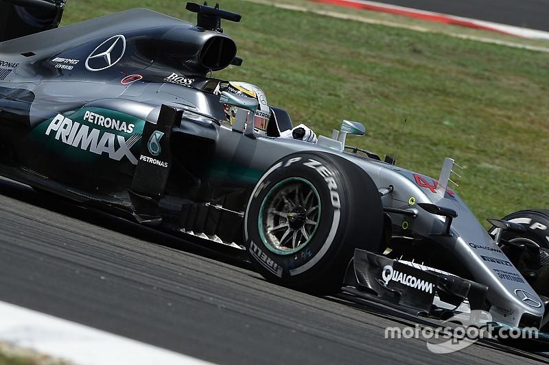Formel 1 in Sepang: Lewis Hamilton in eigener Liga im 3. Training