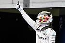 Hamilton overtuigend naar pole op Sepang, Verstappen derde