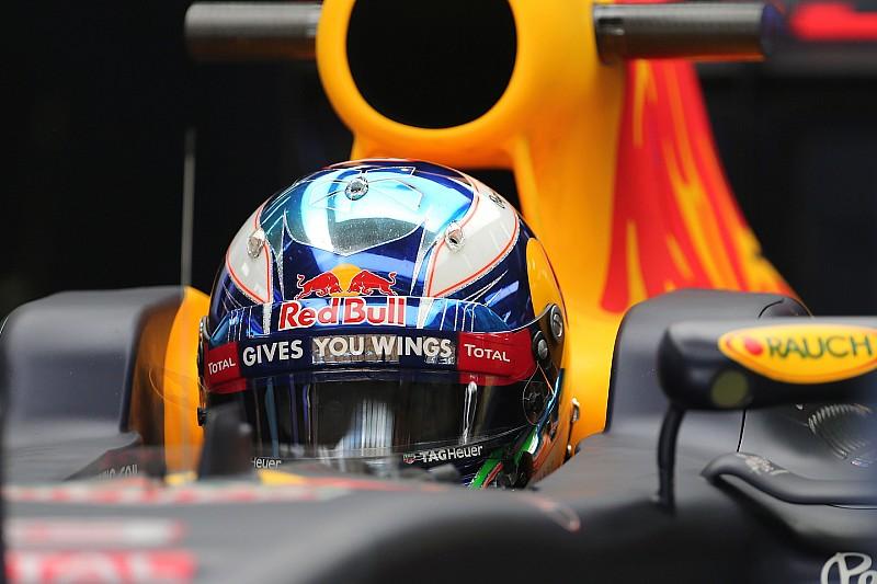 """Ricciardo: """"Ik kon vandaag niet beter, Verstappen was gewoon sneller"""""""