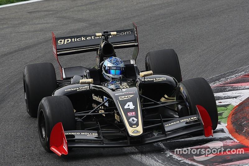 Roy Nissany domina la primera carrera en Monza