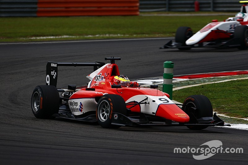 Dennis gana la carrera 2; Leclerc está cerca del cetro de GP3