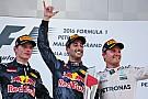 Stand: Rosberg grote winnaar in Sepang, Verstappen verkleint achterstand op Ferrari-duo