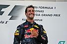 Ricciardo dedicó la victoria a Jules Bianchi