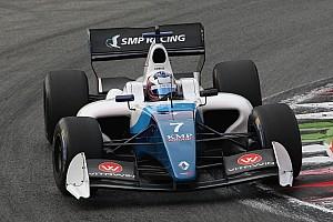 V8 F3.5 Raceverslag F3.5 Monza: Orudzhev wint na raketstart, Visser P9