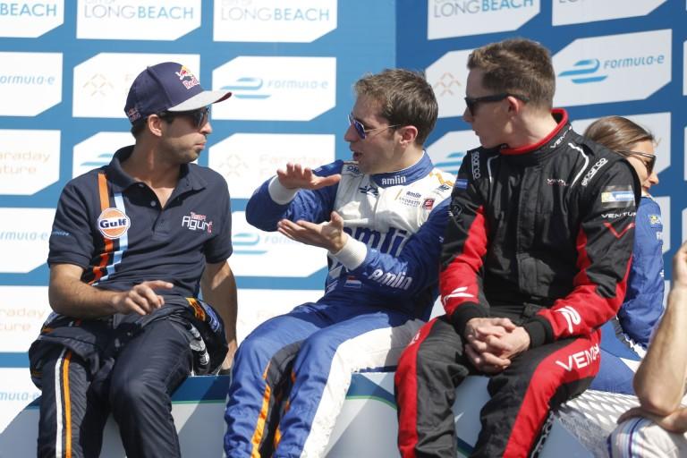 Da Costa: Fizetős versenyzők a Formula E-ben? Inkább ne!